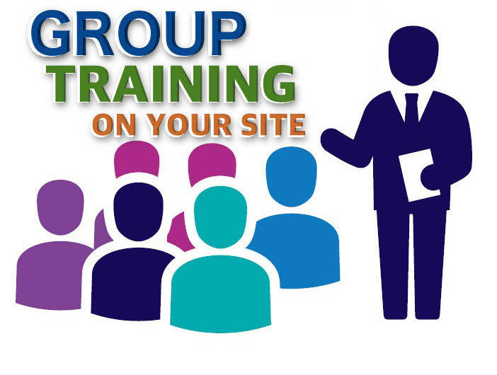 Group training on your site