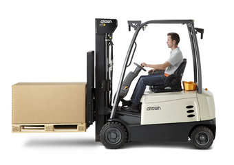 Forklift Truck Refresher 1 Day image